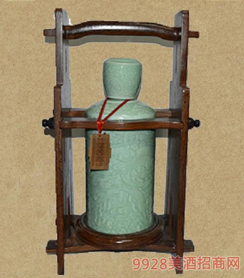 千米酒-青龙瓶