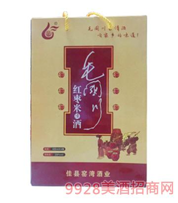 毛国川红枣米清酒
