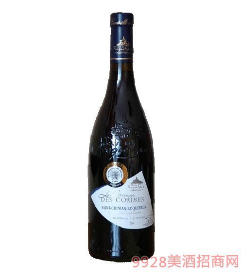法国圣兰德庄园红葡萄酒