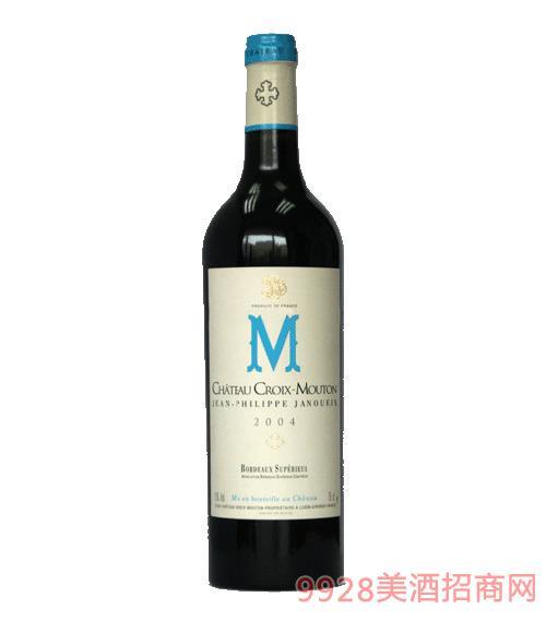 法国十字穆桐庄园葡萄酒