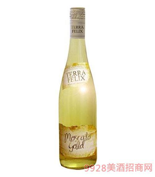澳洲泰拉菲力克斯金牌麝香白葡萄酒