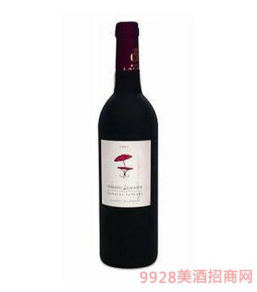 法国特拉萨德拉朗德干红葡萄酒