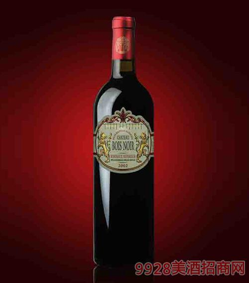 法国博露瓦城堡超级波尔多红葡萄酒