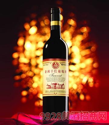 黄标亚洲干红葡萄酒
