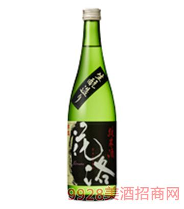 纯米酒 花洛 生酛酿造