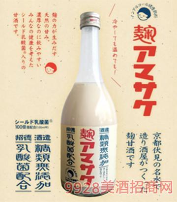 招徳甜酒(无酒精)