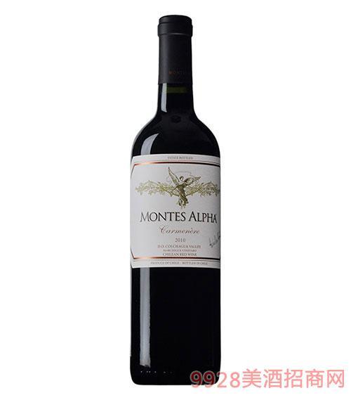 智利?#21830;?#26031;欧法卡门妮雅干红葡萄酒