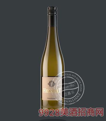 海斯特琼瑶浆晚摘甜白葡萄酒