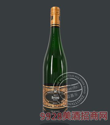 摩泽尔瓦格勒雷司令半干白葡萄酒