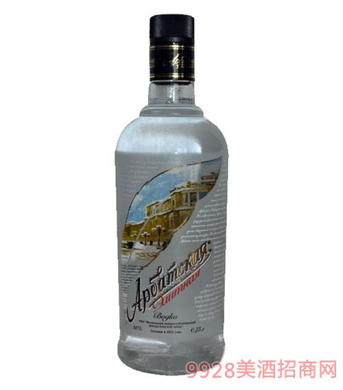 阿尔巴特精品伏特加酒
