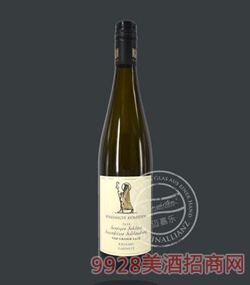 赛琳娜城堡雷司令典藏白葡萄酒