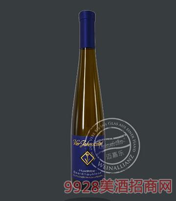 曼德尔花园湖色瑞逐粒精选白葡萄酒
