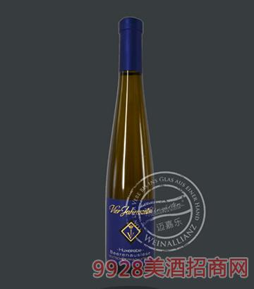 杜肯海姆湖色瑞逐粒精选白葡萄酒