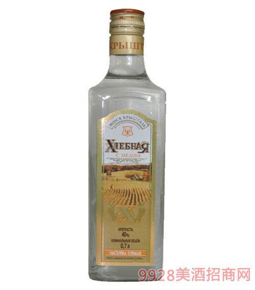 黑麦伏特加酒