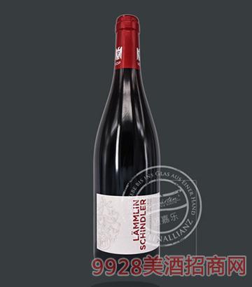 辛德勒老藤黑皮诺干红葡萄酒
