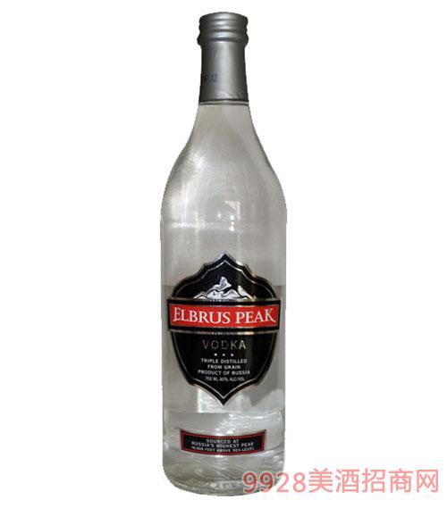 山顶伏特加酒
