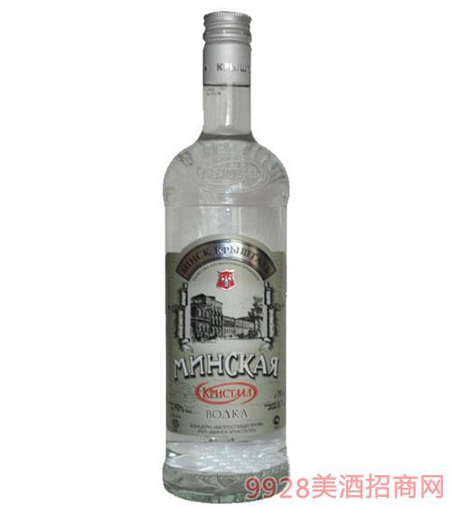 水晶伏特加酒