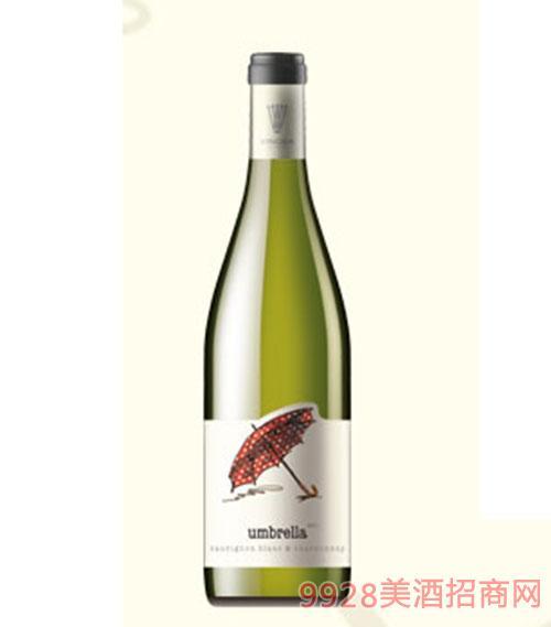 保加利亚长相思-霞多丽雨伞干白葡萄酒