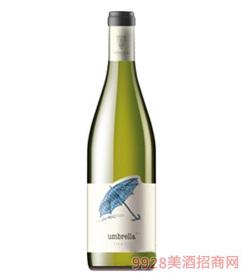 琼瑶浆雨伞白葡萄酒