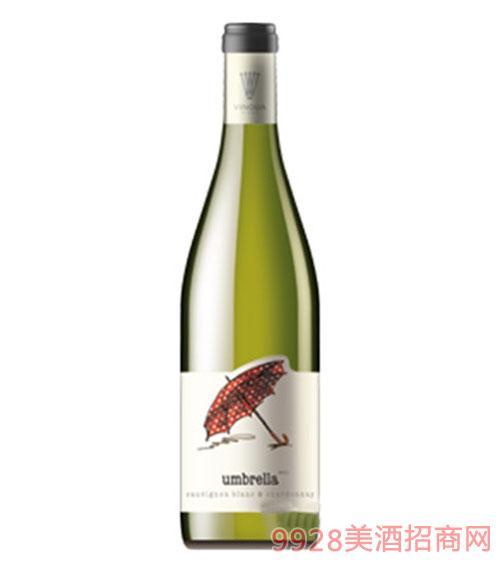 霞多丽雨伞白葡萄酒