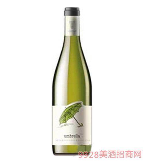 长相思灰皮诺混合雨伞干白葡萄酒