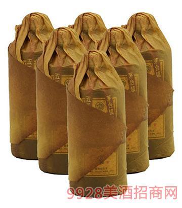国腾老窖酒500mlx6