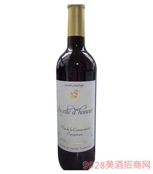 奥纳荣耀古堡干红葡萄酒