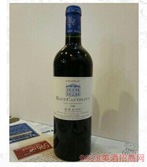 奥斯卡特洛城堡干红葡萄酒