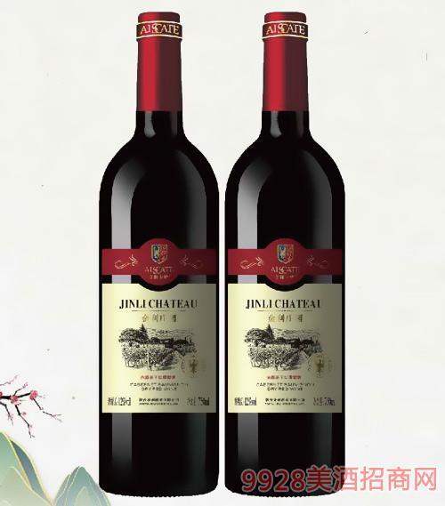 金利庄园赤霞珠干红葡萄酒