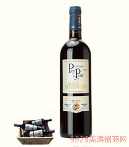 小桥酒庄干红葡萄酒