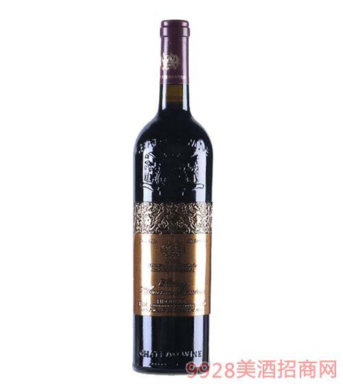 利布尔纳木桐男爵干红葡萄酒(金标)13.5度750ml
