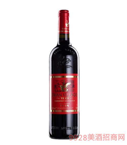 西澳天鹅干红葡萄酒(红)12.5度750ml