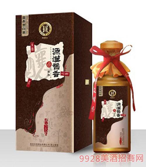 源汉酱香酒(重沙)