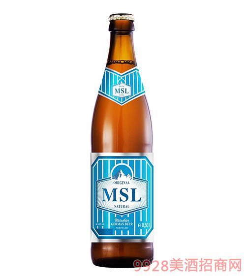德国奥丁格啤酒500ml