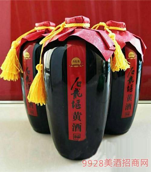 石龙堰珍品-黄酒 600mlX 6瓶