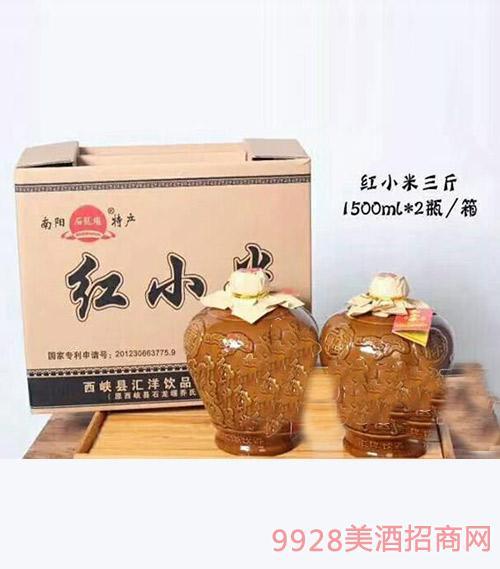 福绿寿禧-黄酒 1500ml