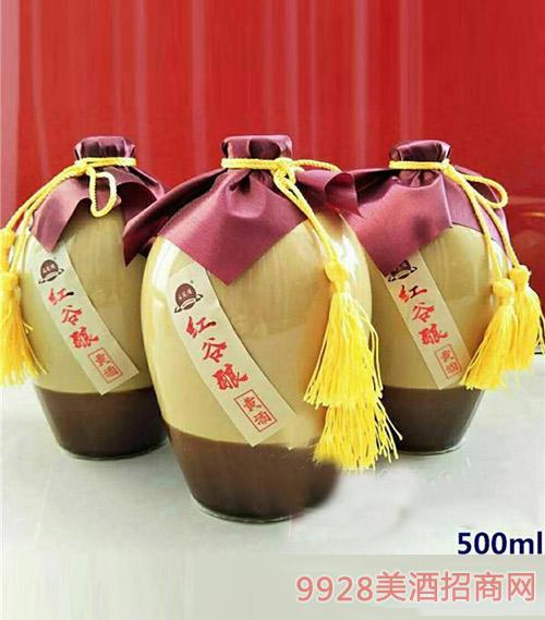红谷酿-黄酒500mlX6瓶