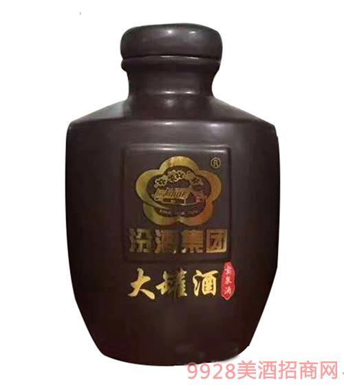 汾酒集团大罐酒