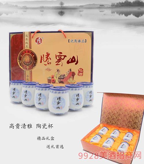 腾云山包酒150ML龙泉青瓷版