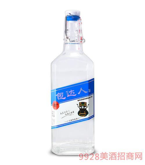 包达人淡雅高粱酒41度480ml