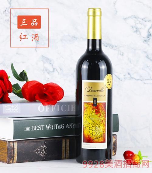 达奥维尔赤霞珠红葡萄