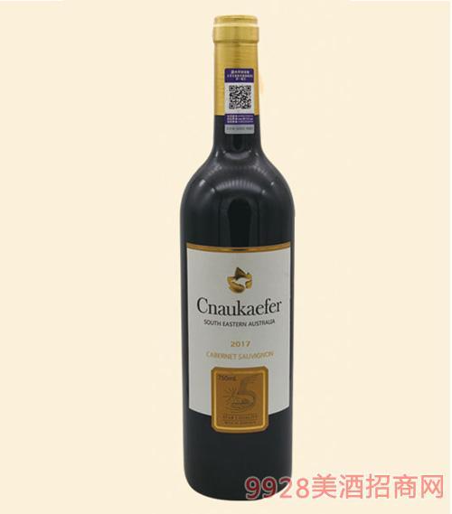 凯富干红葡萄酒750ml银牌