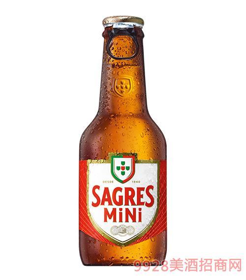 葡萄牙莎力啤酒小瓶