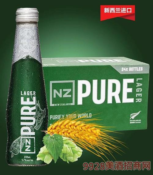 新西兰恩之普啤酒