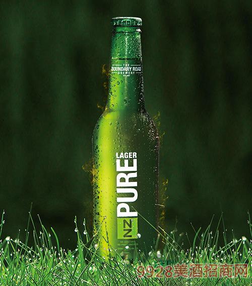 新西兰恩之普啤酒瓶装
