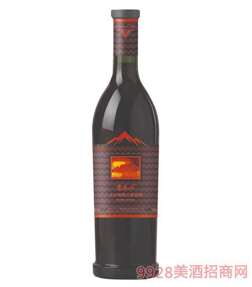 雪兰山·火山地带山葡萄酒750ml