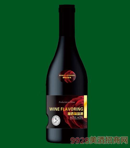雪兰山加香葡萄酒11度750ml