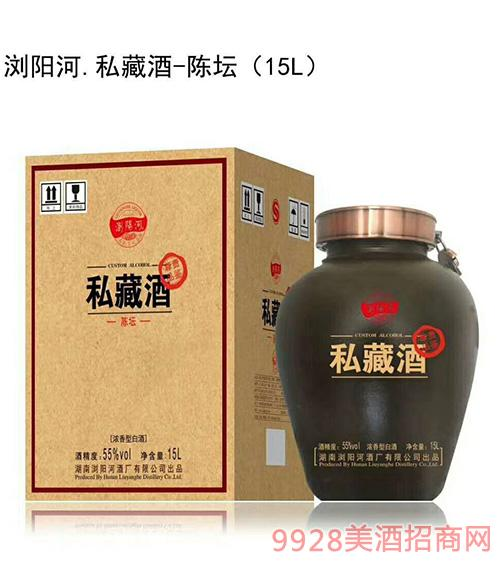 浏阳河·私藏酒-陈坛