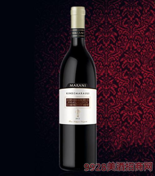金兹马拉乌里BIO半甜红葡萄酒11.5度750ml