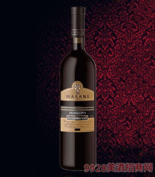 金兹马拉乌里半甜红葡萄酒11.5度750ml